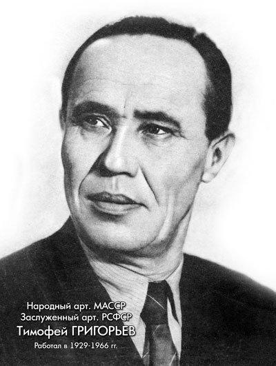 Григорьев Тимофей Григорьевич