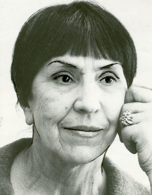 Кириллова Сарра Степановна