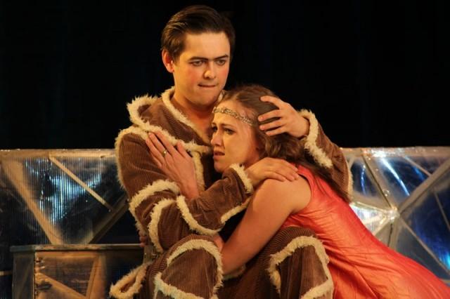 Шекспира поставили на сцене Марийского национального театра имени Шкетана