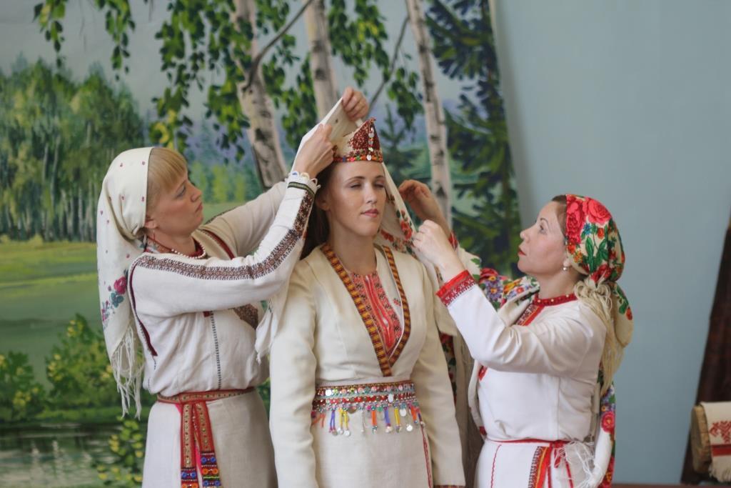 Этнофольклорная композиция «Наследие»