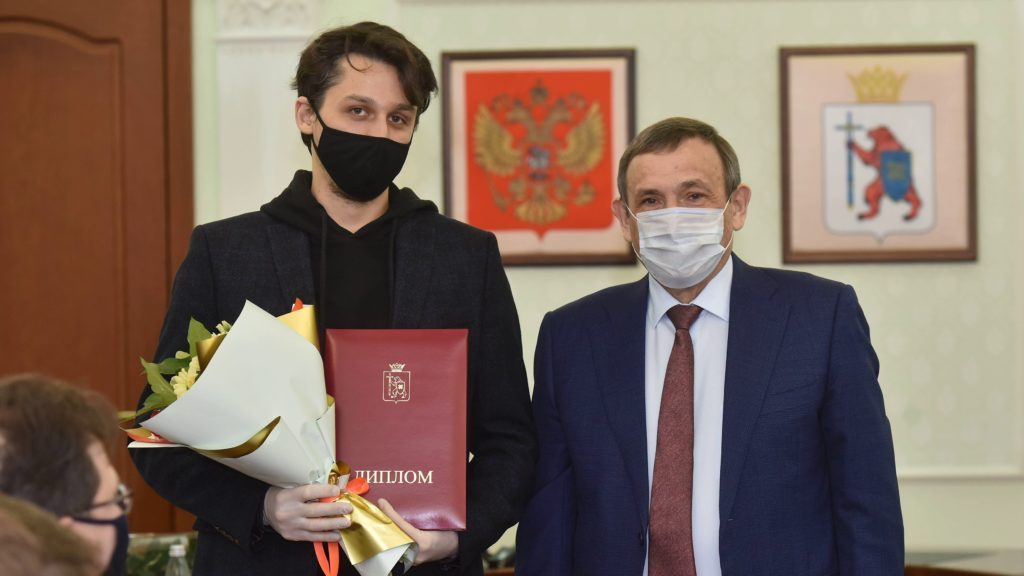 Степан Пектеев. Премий. 25 01 2021.
