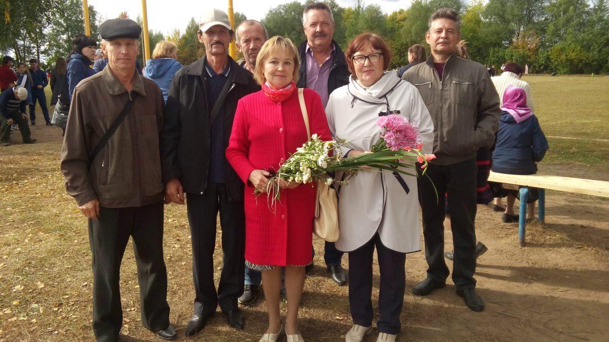 Светлана Мартьяновнам саламлена!